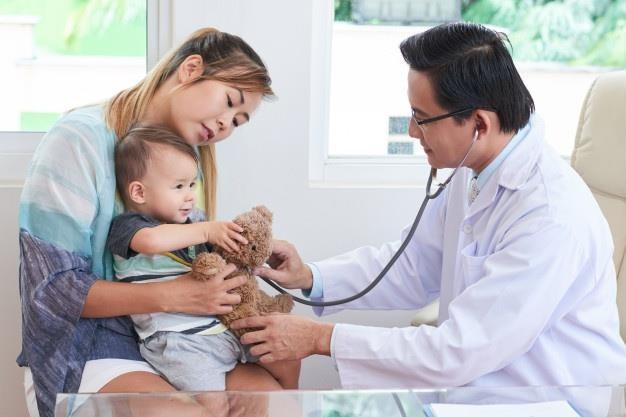 Distúrbios respiratórios na infância